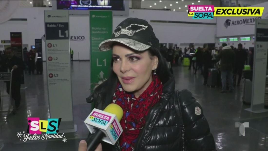 Maribel Guardia le dio un sabio consejo a su hijo, Julián Figueroa