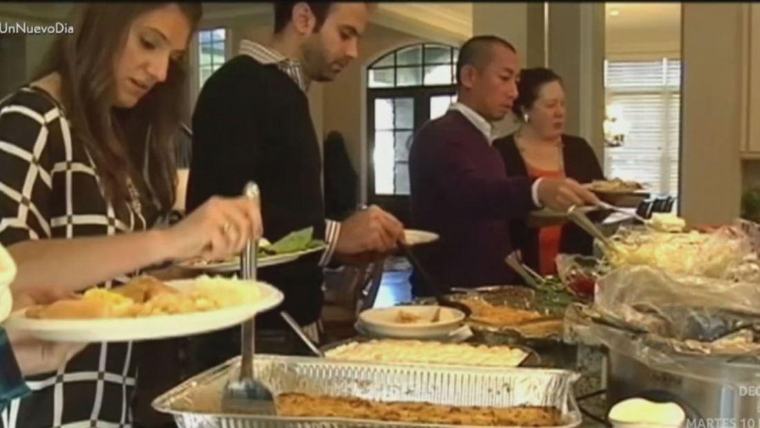 Consejos para lidiar con familiares tóxicos en la cena de Acción de Gracias