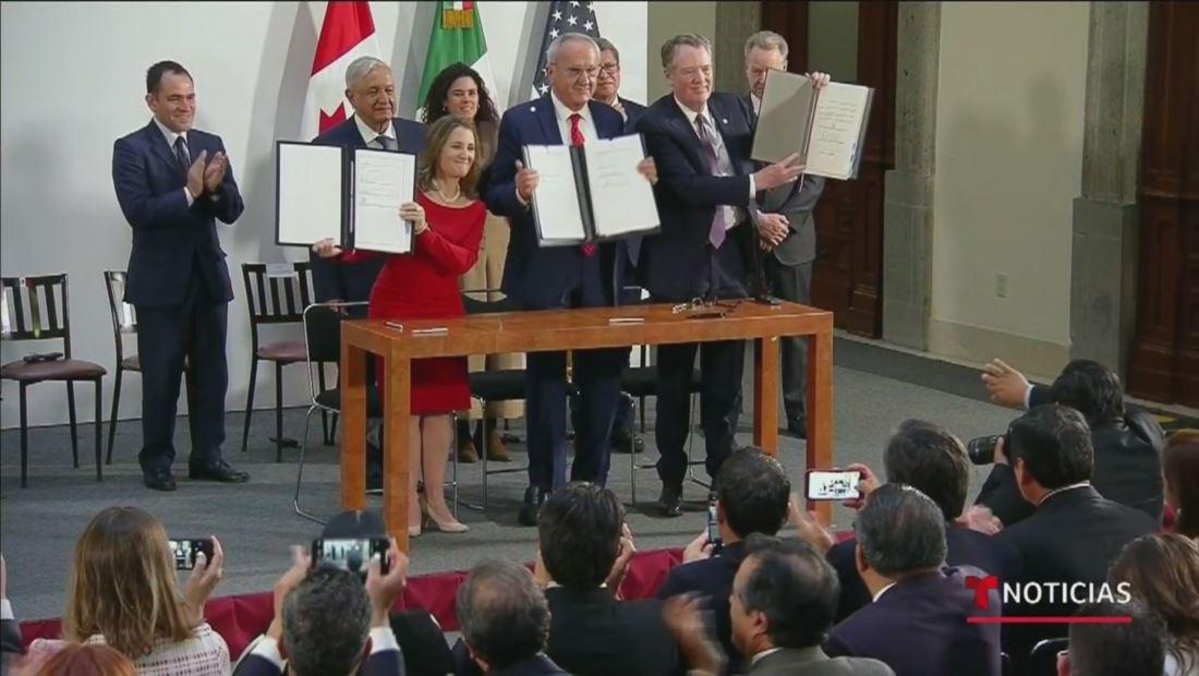 Entre tensiones y desacuerdos: México rechaza modificación en el acuerdo T-MEC por EE. UU.