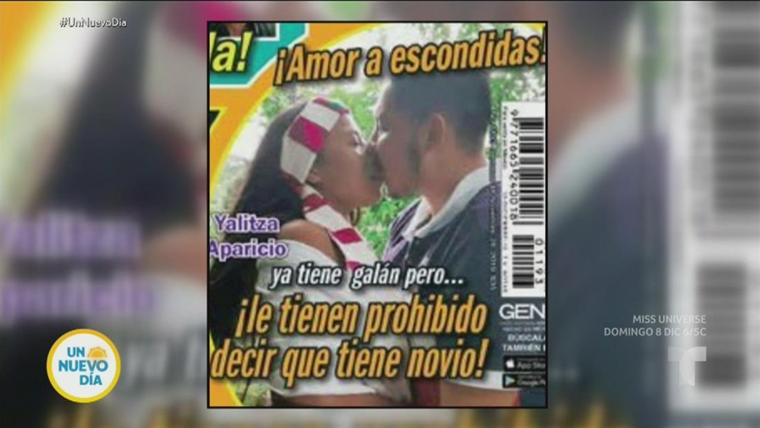 Yalitza Aparicio tiene novio pero, ¿a escondidas?