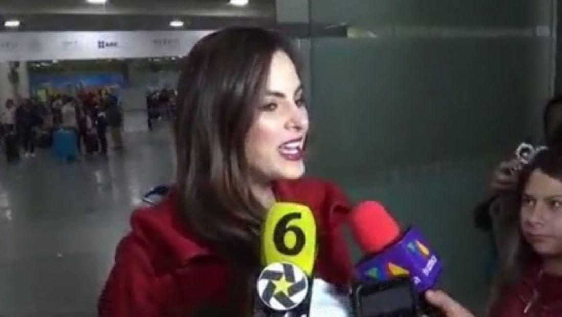 Miss México, Sofía Aragón, es recibida en su país como toda una heroína