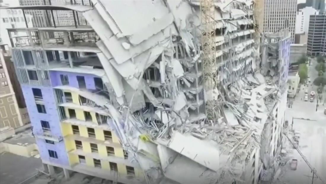 Familia del trabajador mexicano que murió en el derrumbe del Hard Rock Hotel demanda por negligencia
