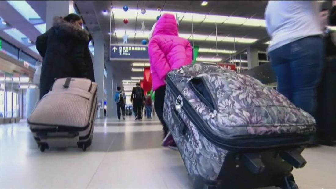 Más de 31 millones de viajeros tomarán un avión a principios de diciembre