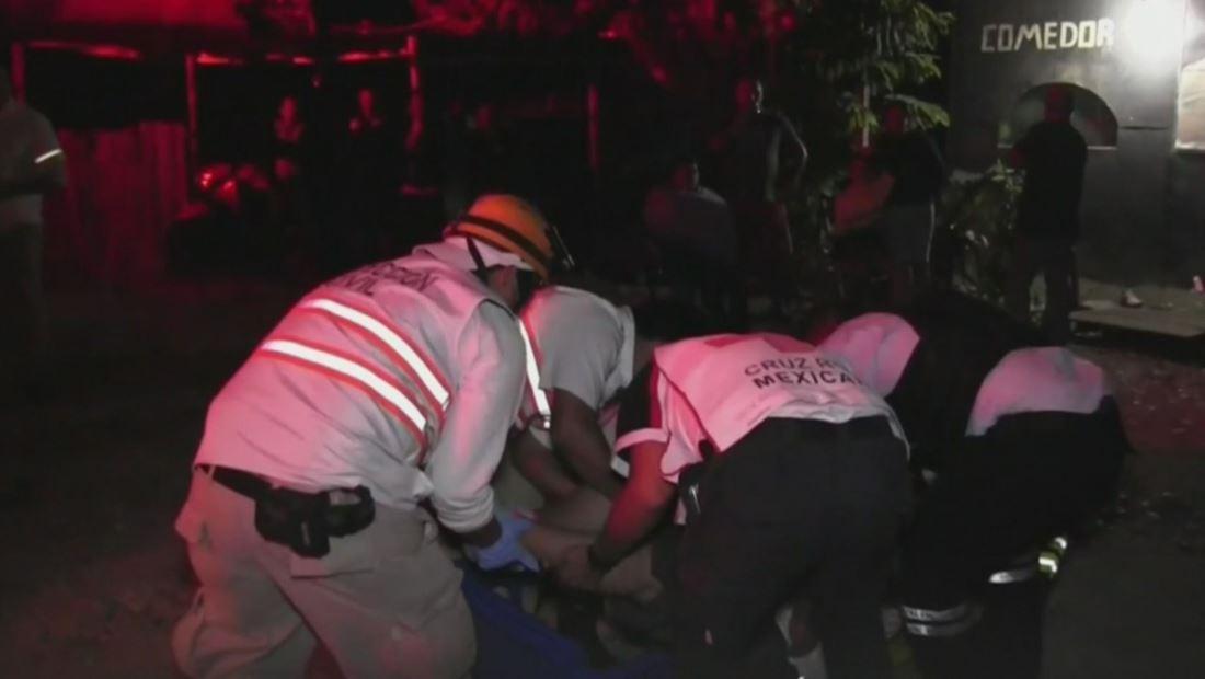 Segundo accidente de autobús en México en menos de una semana deja siete muertos y 40 heridos