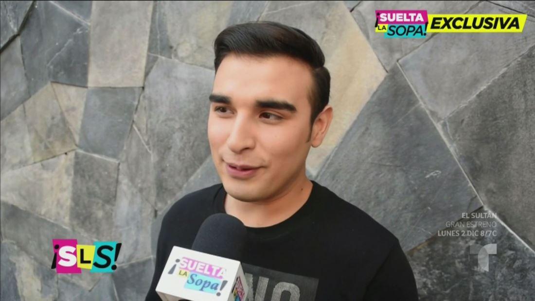 Frida Sofía: sobrino de María Félix le pide matrimonio (VIDEO)