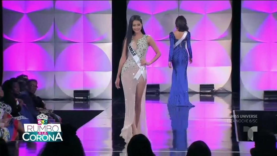 Miss Myanmar 2019, Swe Zin Htet, confiesa que lesbiana en plena competencia de Miss Universo 2019