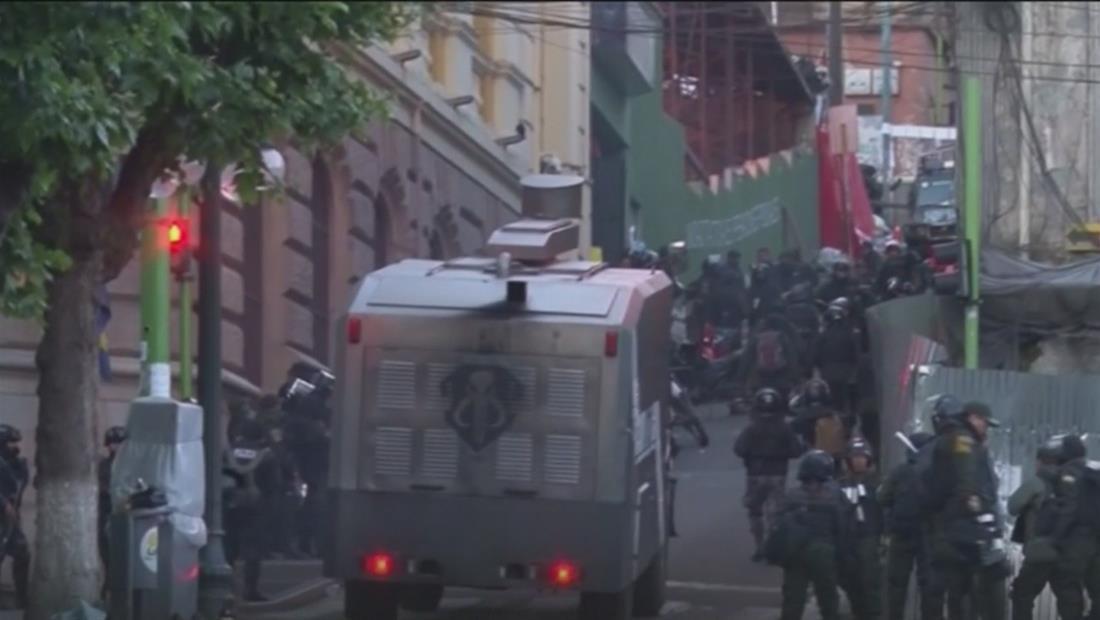 Bolivia sigue sumida en el cáos con un futuro incierto