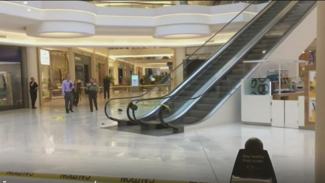 Niño lanzado al vacío en un mall por un hombre desconocido, vuelve a la escuela
