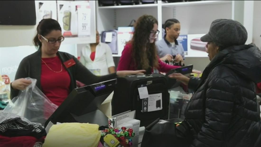 Caen las ventas en tiendas y aumenta las compras por internet durante el 'Black Friday'