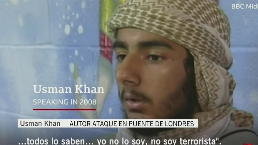 """""""No soy terrorista"""": Revelan entrevista realizada en 2010 al autor de ataque terrorista en Londres"""