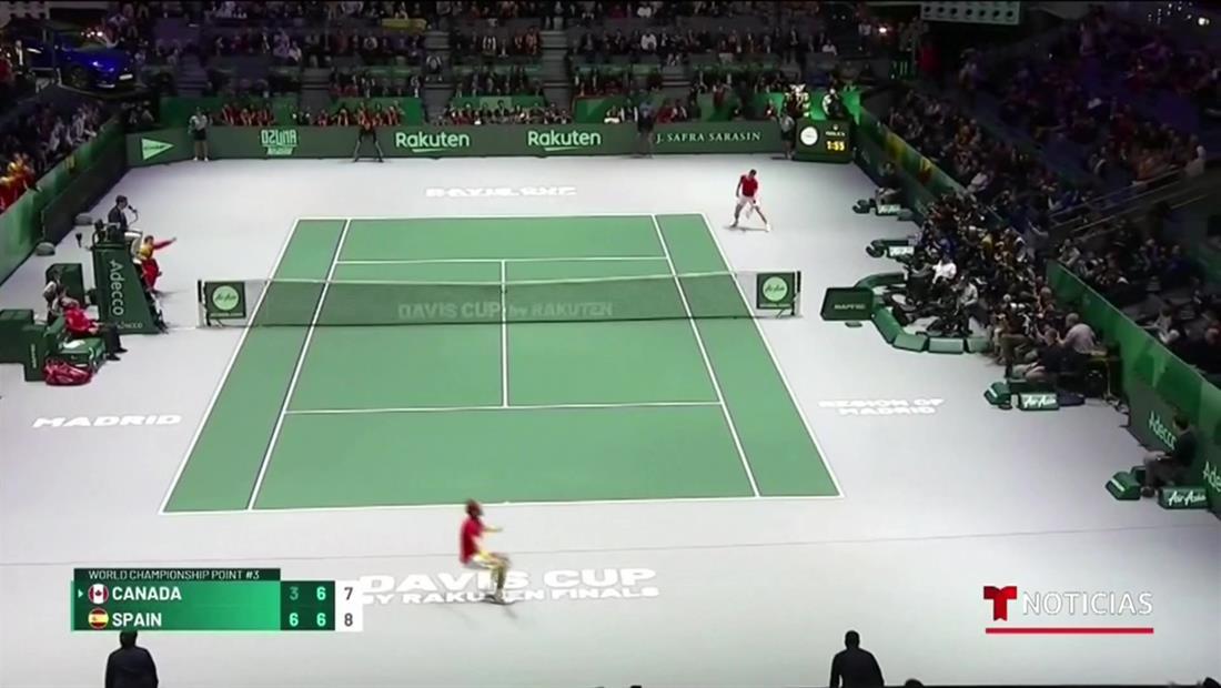 España se convierte en la campeona de Copa Davis por sexta vez