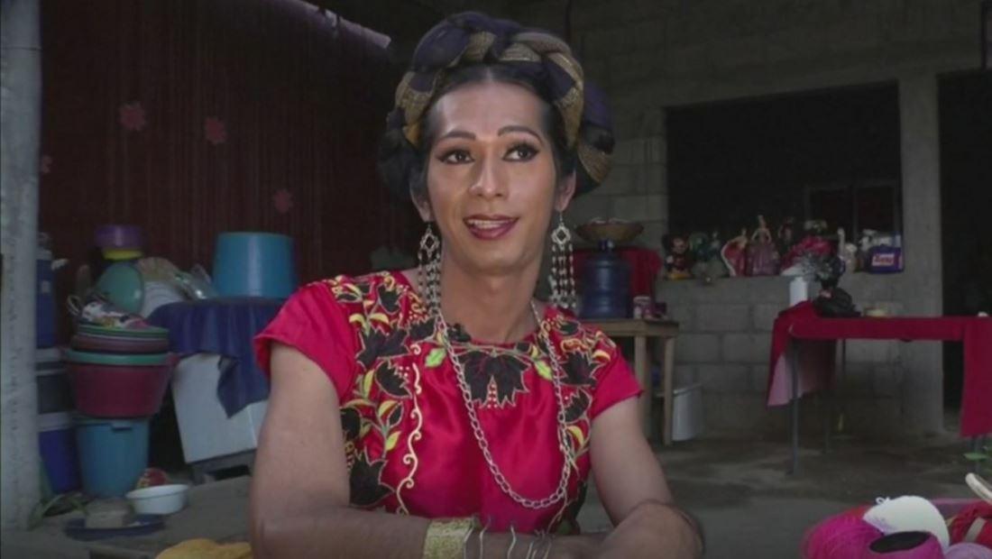 La revista Vogue tendrá en su portada a una indígena transgénero mexicana por primera vez en su historia