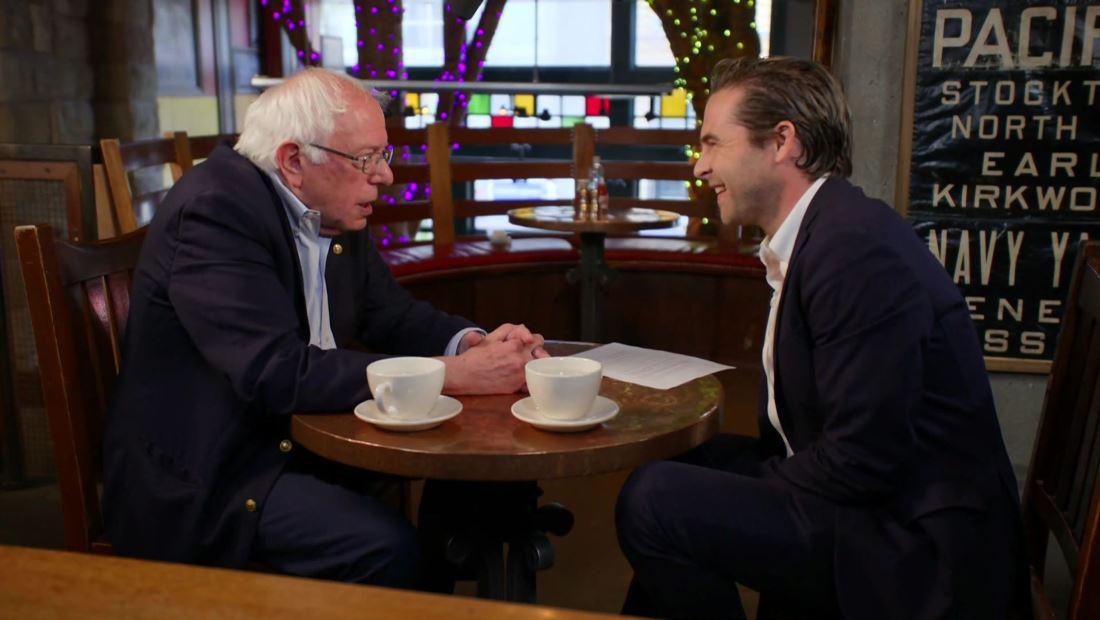 Demócrata: Bernie Sanders