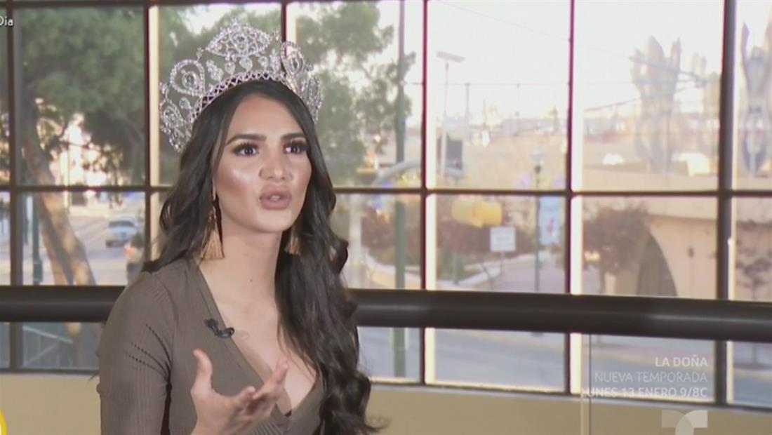 Una bala perdida truncó los sueños de Miss Trans Star México 2019
