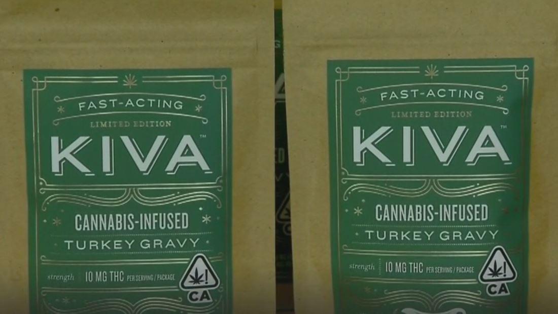 Incorporan el cannabis como un nuevo ingrediente para la cena de Acción de Gracias