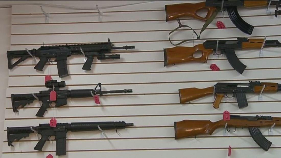 Ventas de armas rompen récords durante el 'Black Friday'