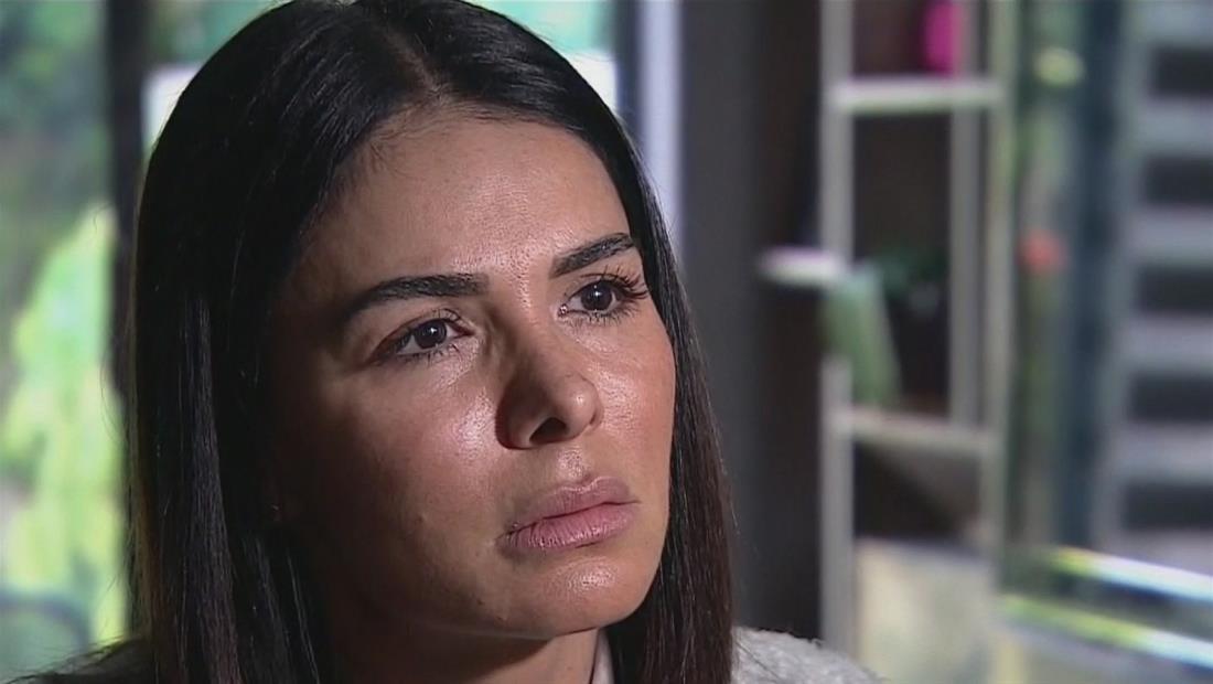 La actriz mexicana Vanessa Arias narra el secuestro de Alejandro Sandí