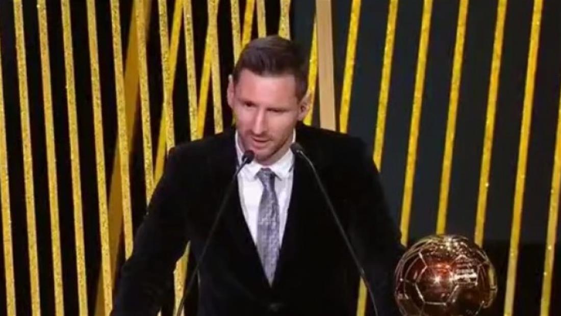 Lionel Messi hace historia al ganar su sexto balón de oro