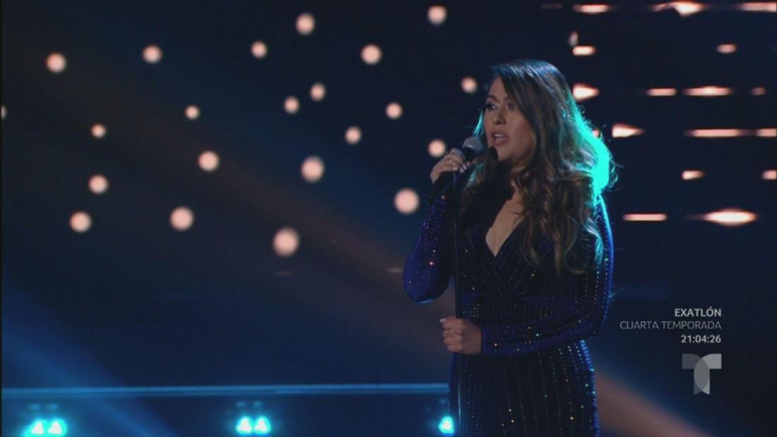No te pierdas la audición con serenata de Lizette Rubio en La Voz US 2