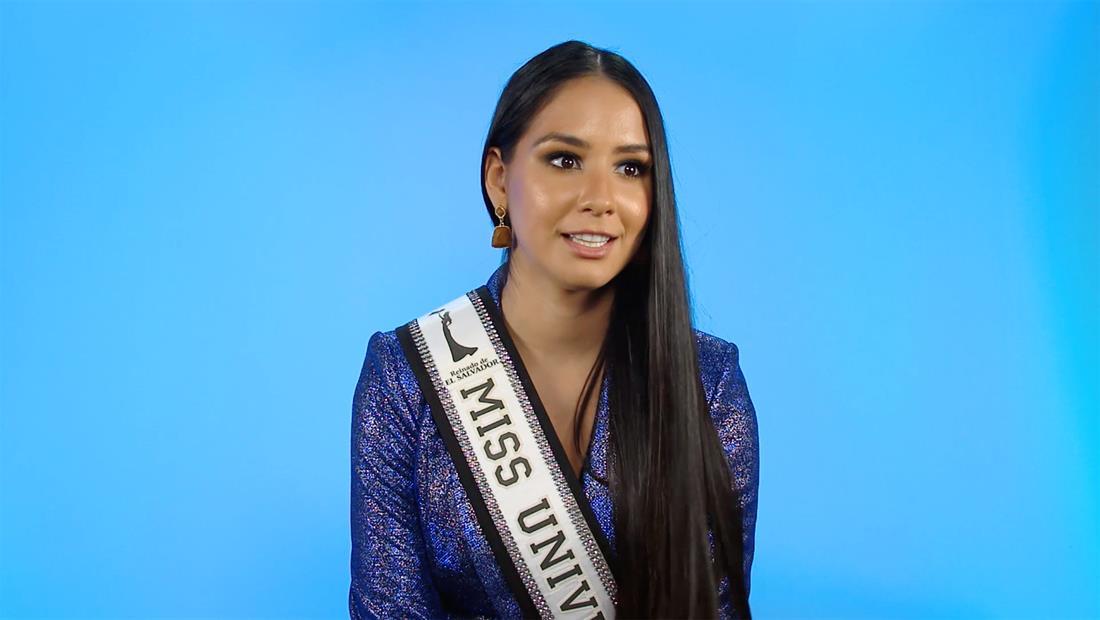 10 cosas que debes saber de Miss El Salvador: su modelo a seguir y más