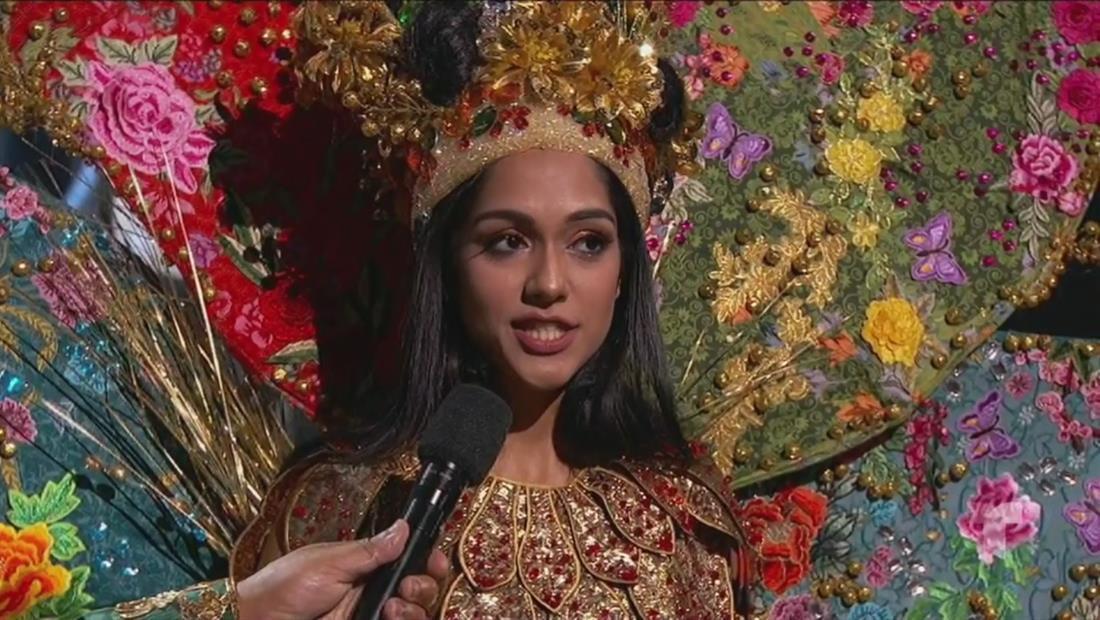 Miss Universo 2019: esta es la ganadora del traje típico