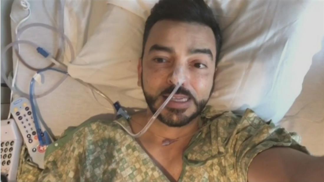 Le quitaron 7 tumores al periodista, Juan Manuel Cortés