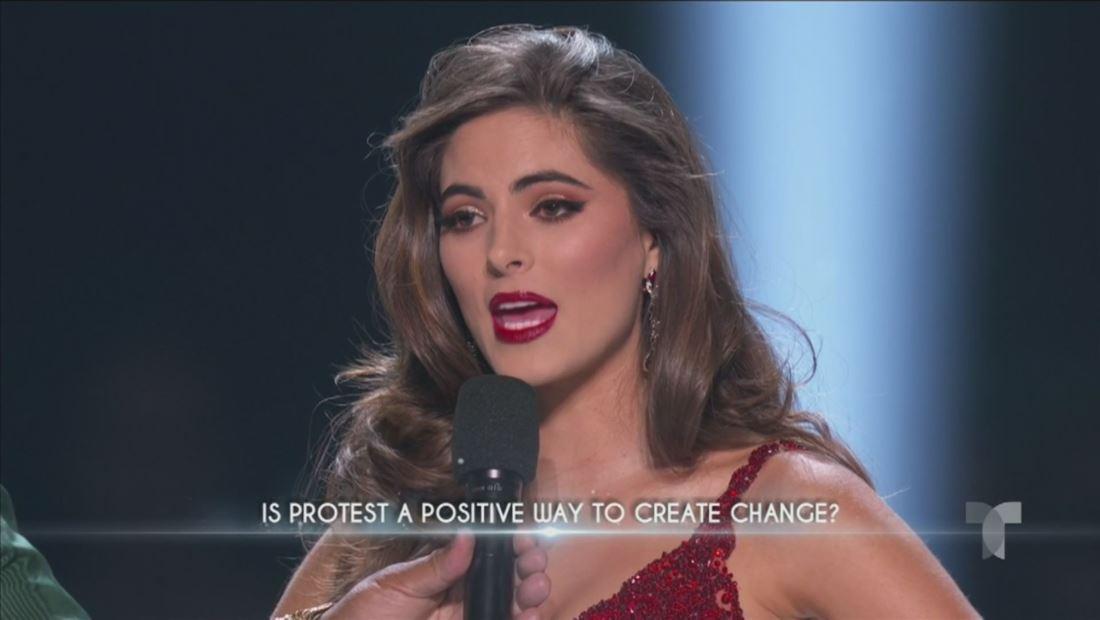 Miss Universo 2019 Top 5: así fue la respuesta de Miss México