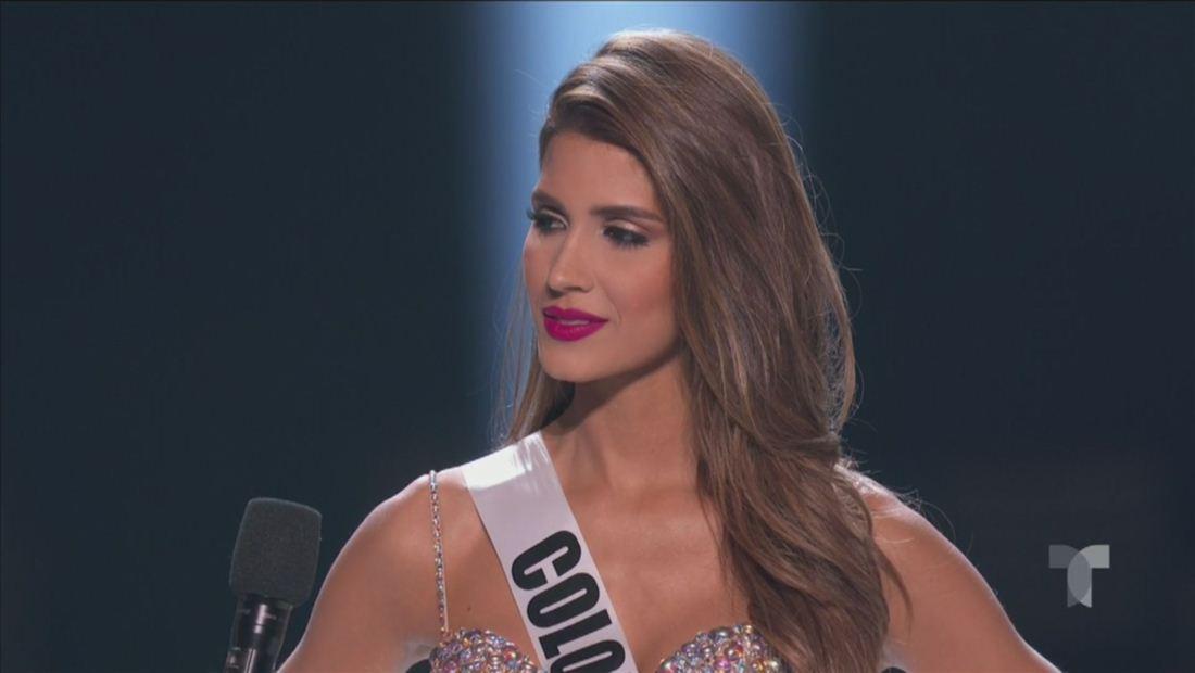 Miss Universo 2019 Top 5: así fue la respuesta de Miss Colombia