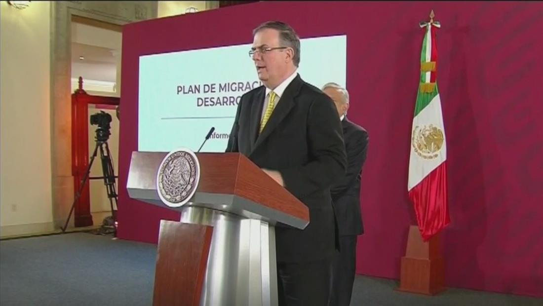 México rechaza el plan de EE. UU. de enviar a Guatemala a los mexicanos migrantes que esperan por su asilo estadounidense
