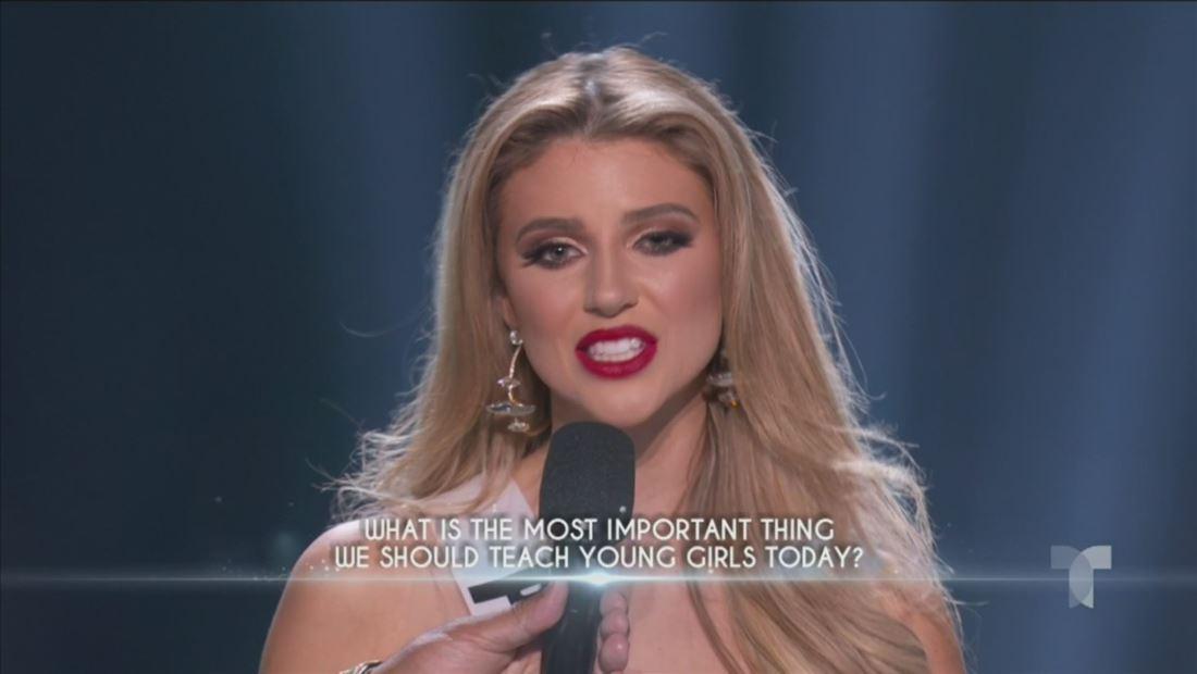 Miss Universo 2019 Top 3: así fue la respuesta de Miss Puerto Rico