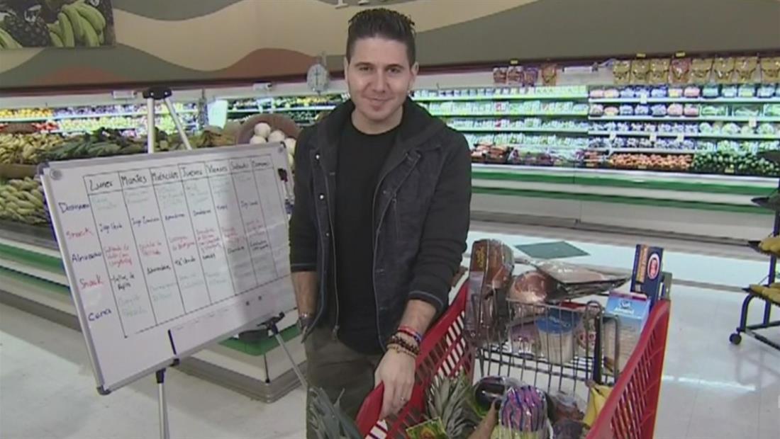 Aprende a comprar los alimentos que te ayuden a bajar de peso