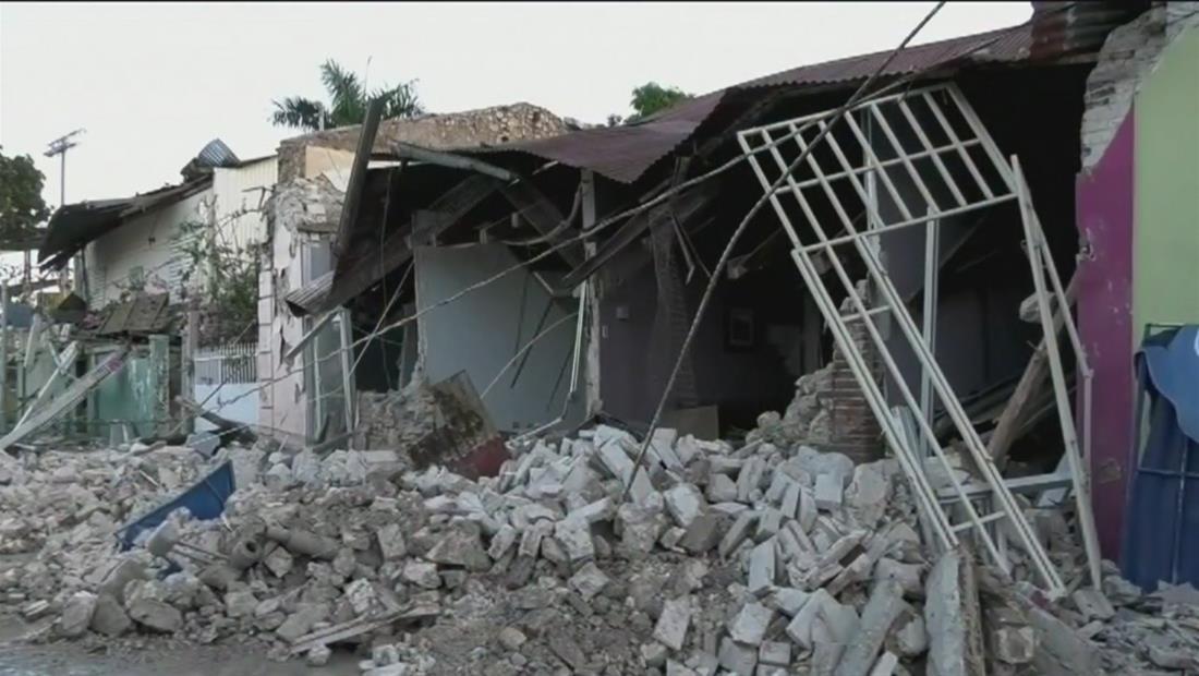 Estado de emergencia en Puerto Rico por los nuevos terremotos