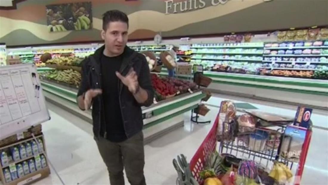 ¿Qué comprar para comer saludable?