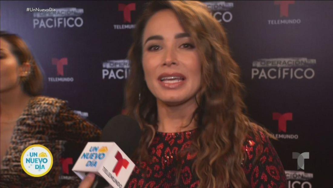 Lluvia de estrellas por el estreno de 'Operación Pacífico' en Telemundo