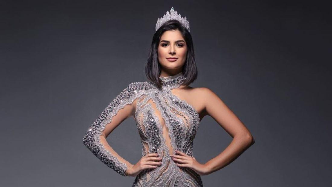 Júlia Horta, la bella Brasileña que competirá en Miss Universo 2019