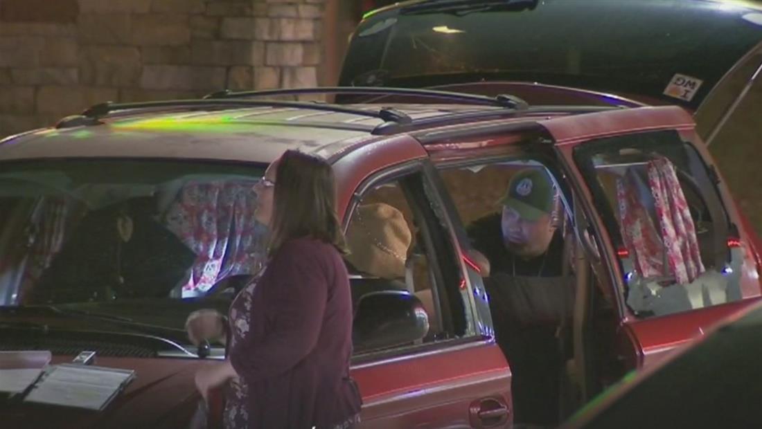 Trece autos reciben disparos de armas de aire comprimido en una autopista de Florida