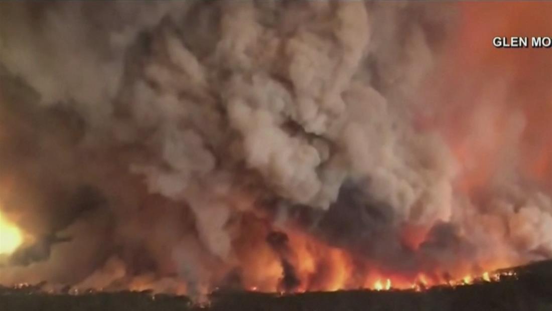 Evacuación en masa de turistas en Australia por causa de los incendios