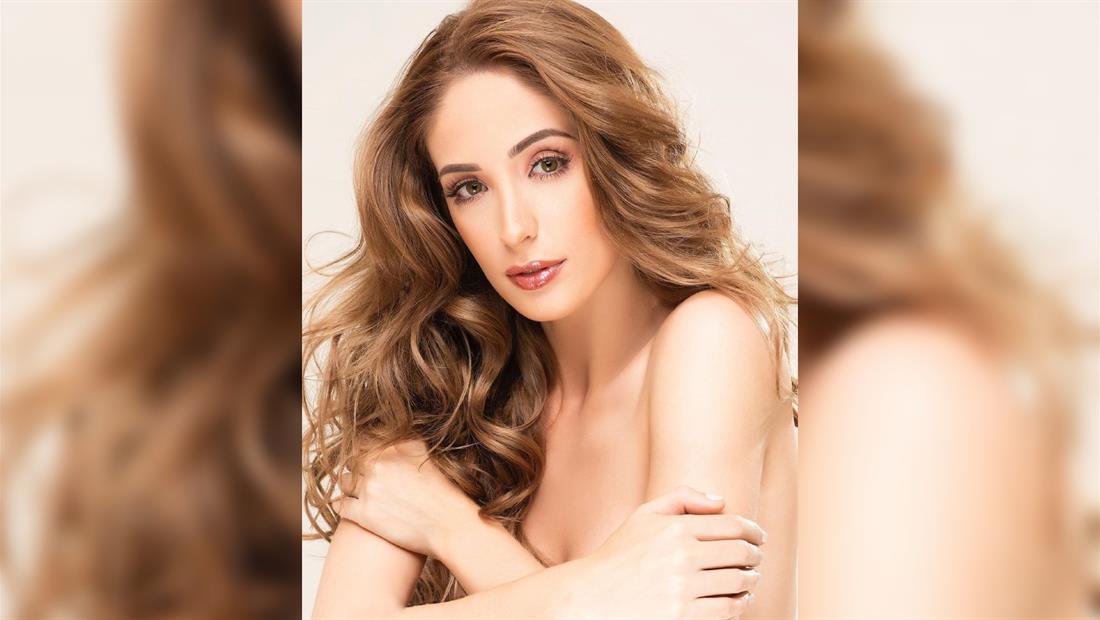 Ketlin Lottermann es la representante de Paraguay en Miss Universo 2019