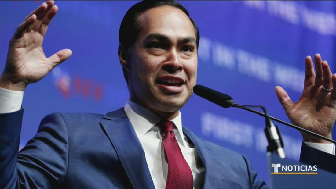 Julián Castro, el único precandidato latino, abandona la carrera demócrata por la presidencia