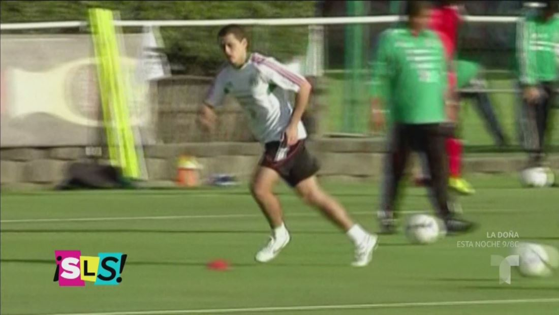 Chicharito Hernández cambia Sevilla por Los Ángeles