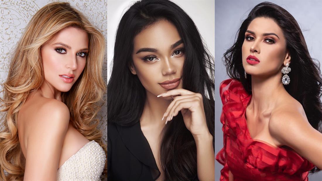 Conoce a las concursantes latinoamericanas de Miss Universo 2019