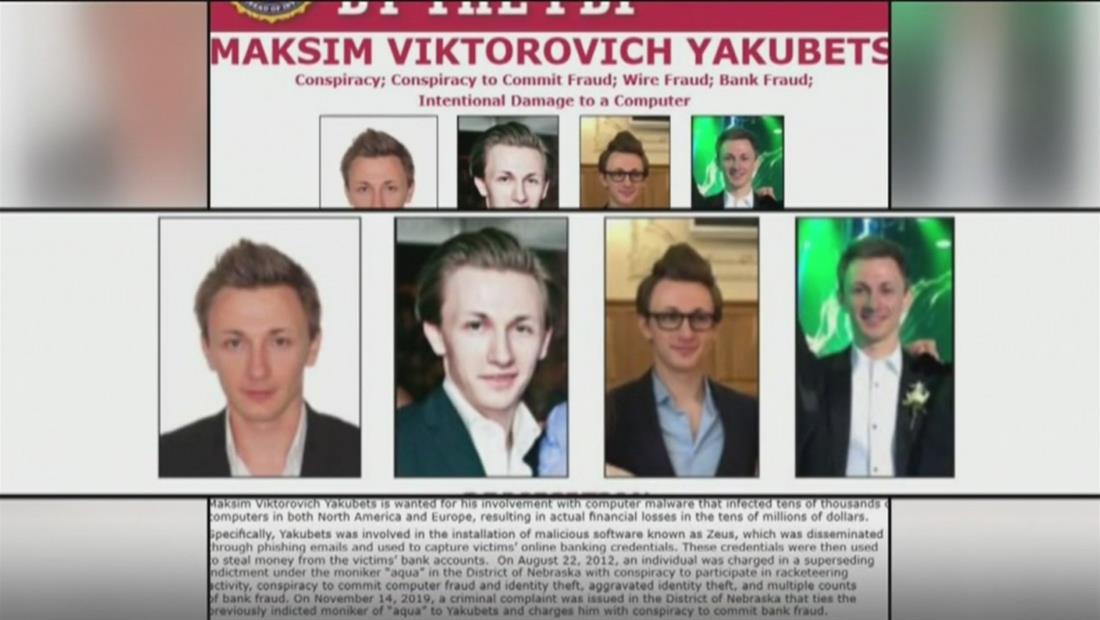Cargos federales para 2 rusos por el cibercrimen más grandes de la historia
