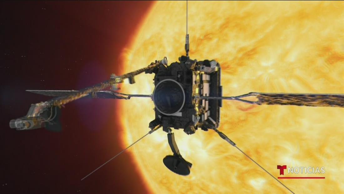 Una mujer latina es parte de la ambiciosa misión de sonda Solar Orbiter de la NASA