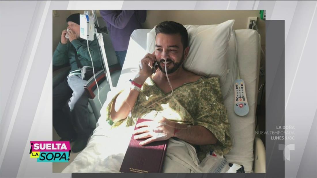 Juan Manuel Cortés rompe el silencio tras su operación