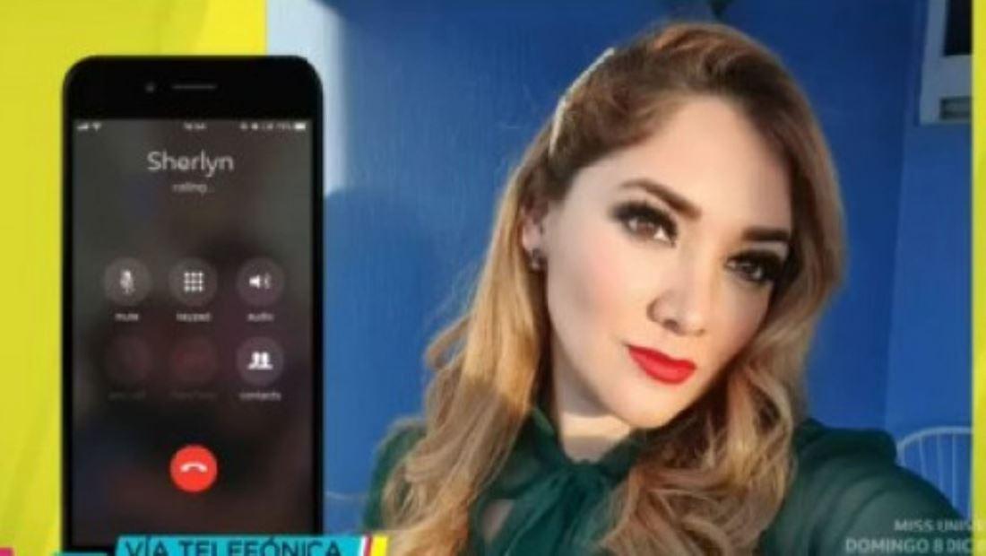 Sherlyn reacciona a presunta presentación de brujo a Geraldine Bazán (VIDEO)