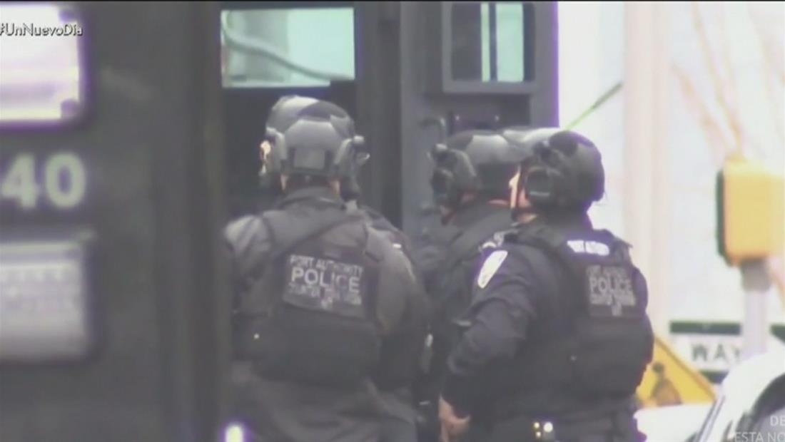 Tiroteo mortal en Jersey City deja a seis muertos, entre ellos, un policía