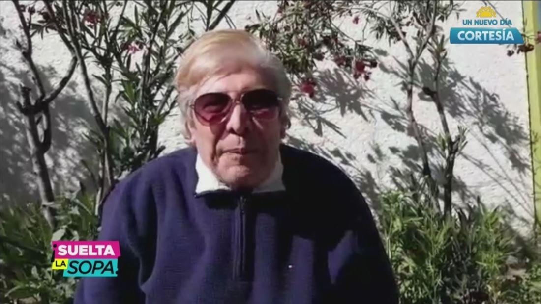 Joaquín Muñoz dice que Juan Gabriel le pidió paella para su cumpleaños