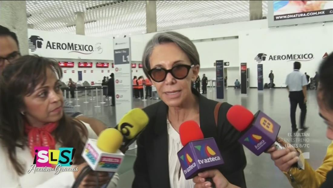 Florinda Meza dice que sigue soñando con Chespirito (VIDEO)