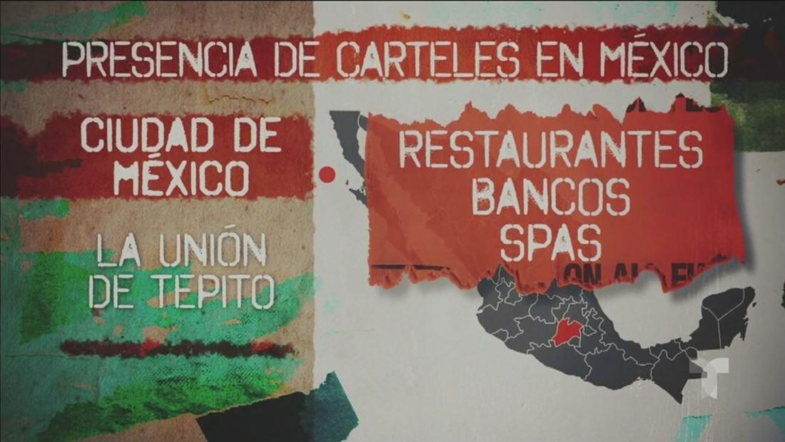 Narcotraficantes mexicanos diversifican sus actividades ilegales
