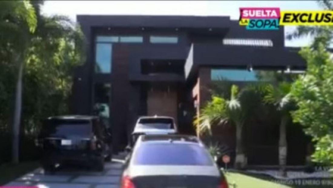 Nicky Jam pone a la venta su mansión multimillonaria en Miami